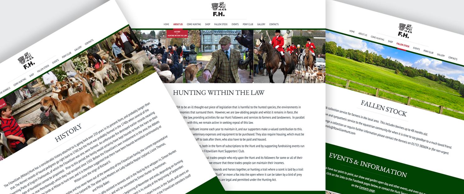 The Fitzwilliam Hunt