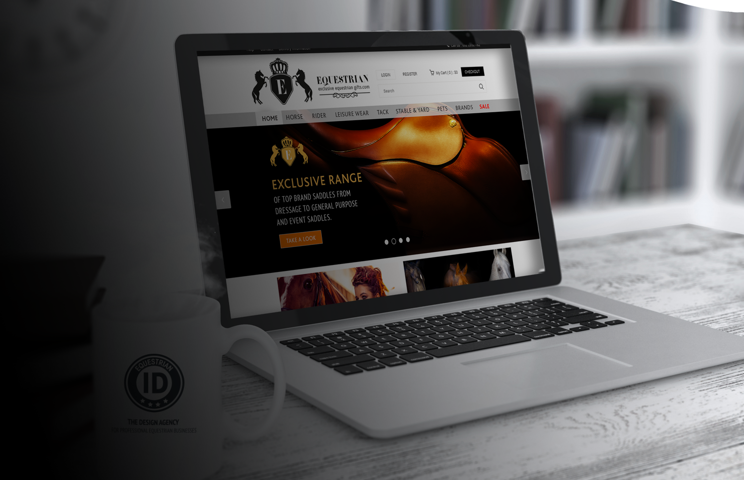 Template Website Design