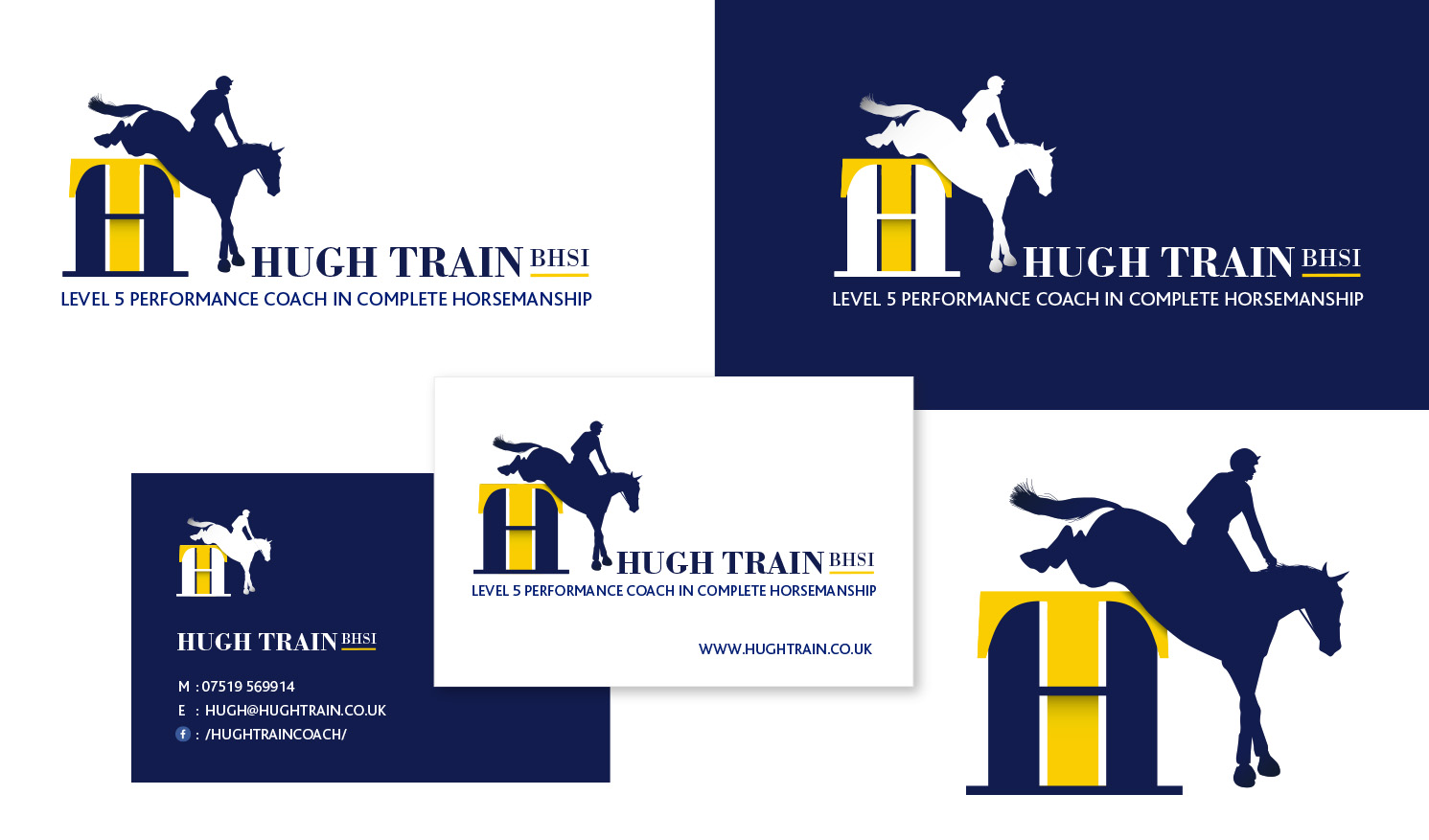 Why business cards are so important for your equestrian business